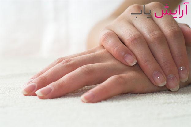 زیبایی ناخن دست و پا