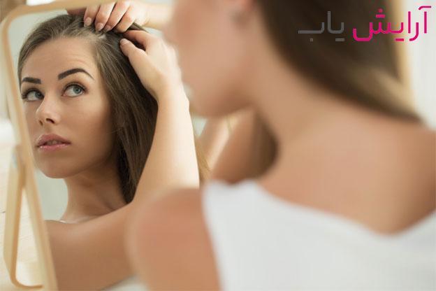 درمان ریزش موی هورمونی با طب سنتی