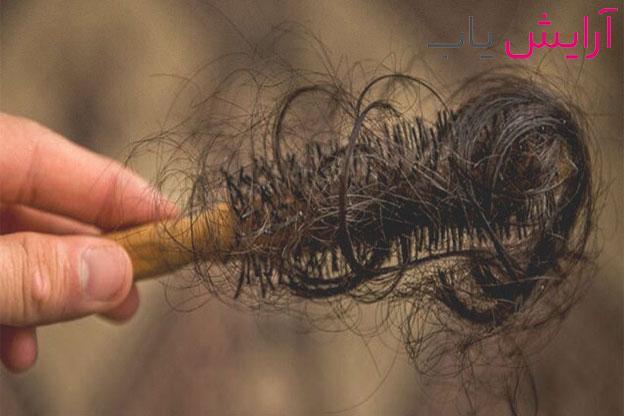 ریزش مو دوران بارداری