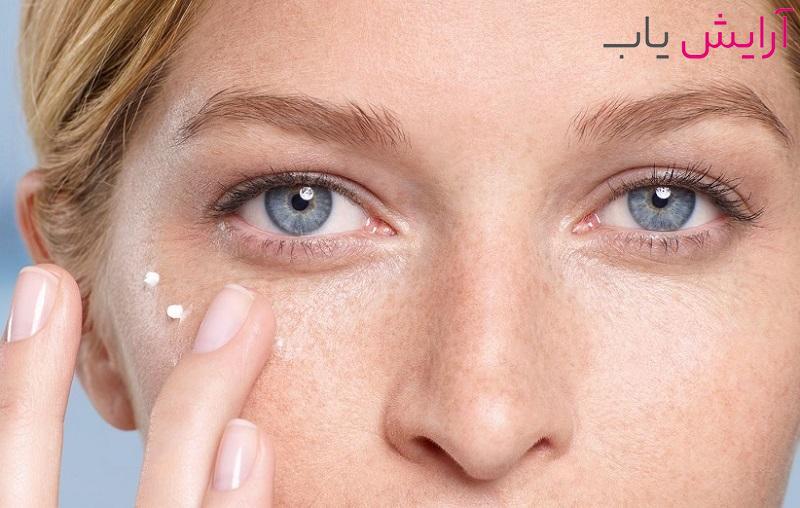 درمان پیری دور چشم ها