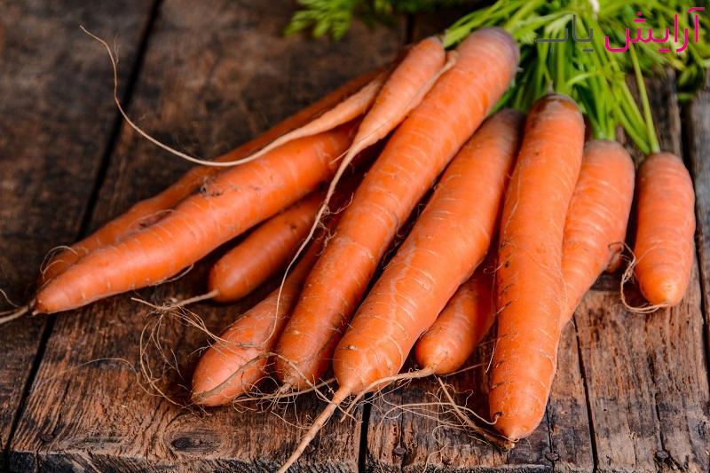 برای شادابی پوست در ماه رمضان هویج مصرف کنید