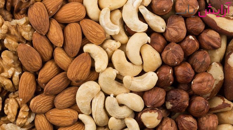 ویتامین E برای سلامت پوست بسیار مهم است