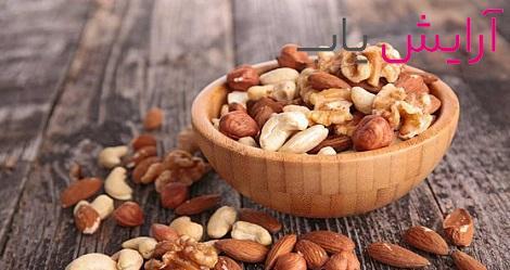 خوراکی موثر در تقویت مو